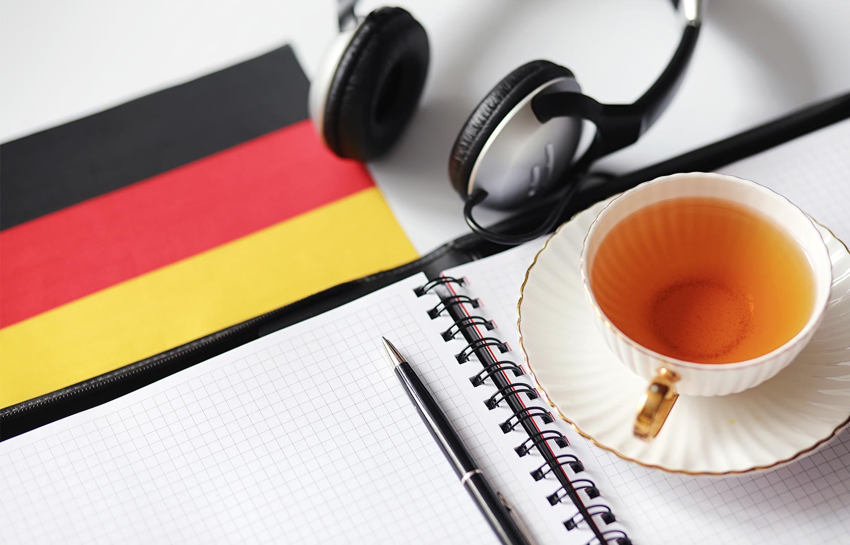 Teaching German Language
